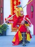 Las Vegas, chinesisches neues Jahr Stockbild