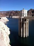 Las Vegas cholery jezioro Zdjęcia Royalty Free