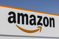 Las Vegas - circa julio de 2017: Amazon centro del cumplimiento de COM El Amazonas es el minorista Internet-basado más grande de  imagen de archivo