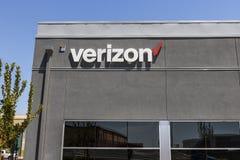 Las Vegas - circa julio de 2017: Ubicación de la venta al por menor de Verizon Wireless Verizon es el U más grande S proveedor in Imagen de archivo