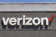 Las Vegas - circa julio de 2017: Ubicación de la venta al por menor de Verizon Wireless Verizon es el U más grande S proveedor in Imagen de archivo libre de regalías
