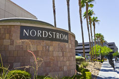 Las Vegas - Circa July 2016: Nordstrom Retail Mall Location. Nordstrom is Known for its Service and Fashion I Royalty Free Stock Image