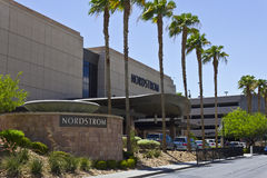 Las Vegas - Circa July 2016: Nordstrom Retail Mall Location. Nordstrom is Known for its Service and Fashion II Royalty Free Stock Images