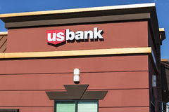 Las Vegas - Circa July 2017: U.S. Bank and Loan Branch. US Bank is ranked the 5th largest bank in the United States I. U.S. Bank and Loan Branch. US Bank is Stock Photography