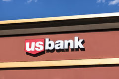 Las Vegas - Circa July 2017: U.S. Bank and Loan Branch. US Bank is ranked the 5th largest bank in the United States II. U.S. Bank and Loan Branch. US Bank is Royalty Free Stock Photo