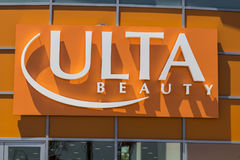 Las Vegas - Circa July 2017: Ulta Salon, Cosmetics & Fragrance Retail Location. Ulta Provides Beauty Products and a Salon X Stock Photos