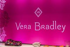 Las Vegas - Circa July 2017: Vera Bradley Clothing Display. Vera Bradley designs handbags, luggage and travel items VI. Vera Bradley Clothing Display. Vera Royalty Free Stock Photos