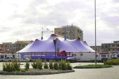 Las Vegas Circus Tent Stock Photos