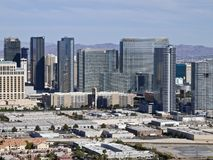 Las Vegas City Center Royalty Free Stock Photo