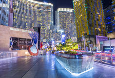 Las vegas city center Royalty Free Stock Photo