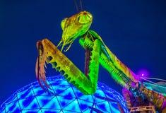 Las Vegas, Containerpark Royalty-vrije Stock Afbeelding