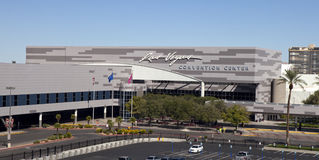 Las Vegas Convention Center images stock