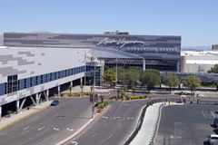 Las Vegas Convention Center Fotos de archivo libres de regalías