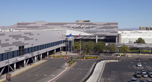 Las Vegas Convention Center Immagine Stock