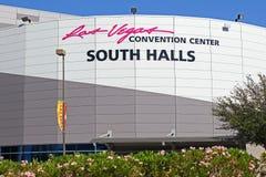 Las Vegas Convention Center Royaltyfri Fotografi