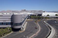 Las Vegas Convention Center Stock Photo