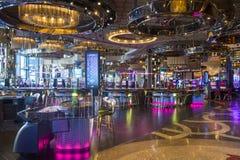 Las Vegas, cosmopolita Fotos de Stock Royalty Free