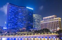 Las Vegas, cosmopolita Imagenes de archivo