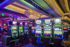 Las Vegas cosmopolita Imagen de archivo libre de regalías