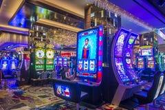 Las Vegas cosmopolita Fotos de Stock Royalty Free