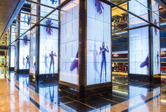 Las Vegas , Cosmopolitan Royalty Free Stock Photography
