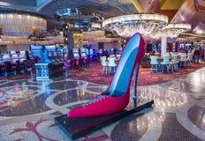 Las Vegas , Cosmopolitan Royalty Free Stock Image