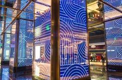 Las Vegas, cosmopolite Image stock