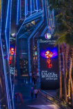 Las Vegas, cosmopolite Photo libre de droits