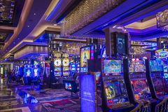 Las Vegas cosmopolite Photo stock