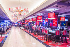 Las Vegas, Cromwell Imagem de Stock Royalty Free