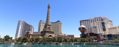 Las Vegas during day. Las Vegas during the day Stock Images
