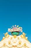 Las Vegas - 12 de dezembro de 2013: Casinos famosos de Las Vegas em Decem Fotos de Stock Royalty Free