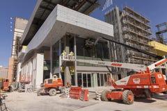 El complejo en Las Vegas, nanovoltio del entretenimiento de Linq el 22 de febrero, Imagen de archivo