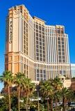 Las Vegas - 17 de junio de 2013: El hotel y el casino de Palazzo Foto de archivo libre de regalías