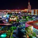 Las Vegas de V.S. royalty-vrije stock afbeelding