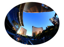 Wynn resort Fisheye view Stock Photo