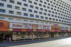 Las Vegas del centro fotografie stock libere da diritti