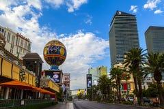 Las Vegas der Streifen - Ausdehnen 4 2 Meilen Stockfotografie