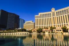 Las Vegas der Streifen - Ausdehnen 4 2 Meilen Lizenzfreies Stockfoto