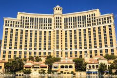 Las Vegas der Streifen - Ausdehnen 4 2 Meilen Lizenzfreie Stockfotografie
