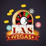 Las Vegas design Stock Photo