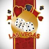 Las Vegas design Stock Photos