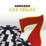 Las Vegas design Stock Image