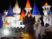 Las Vegas - Disney Imagem de Stock Royalty Free