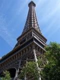 Las Vegas Eiffel Tower Long Shot 2. Image of Eiffel Tower replica in Las Vegas, Nevada Stock Photos