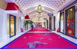 Las Vegas Encore hotel Stock Photo