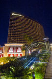 Las Vegas , Encore hotel Stock Photo