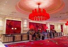Las Vegas Encore hotel Royalty Free Stock Images
