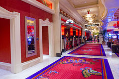 Las Vegas , Encore hotel Royalty Free Stock Photos