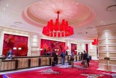 Las Vegas , Encore hotel Stock Photos